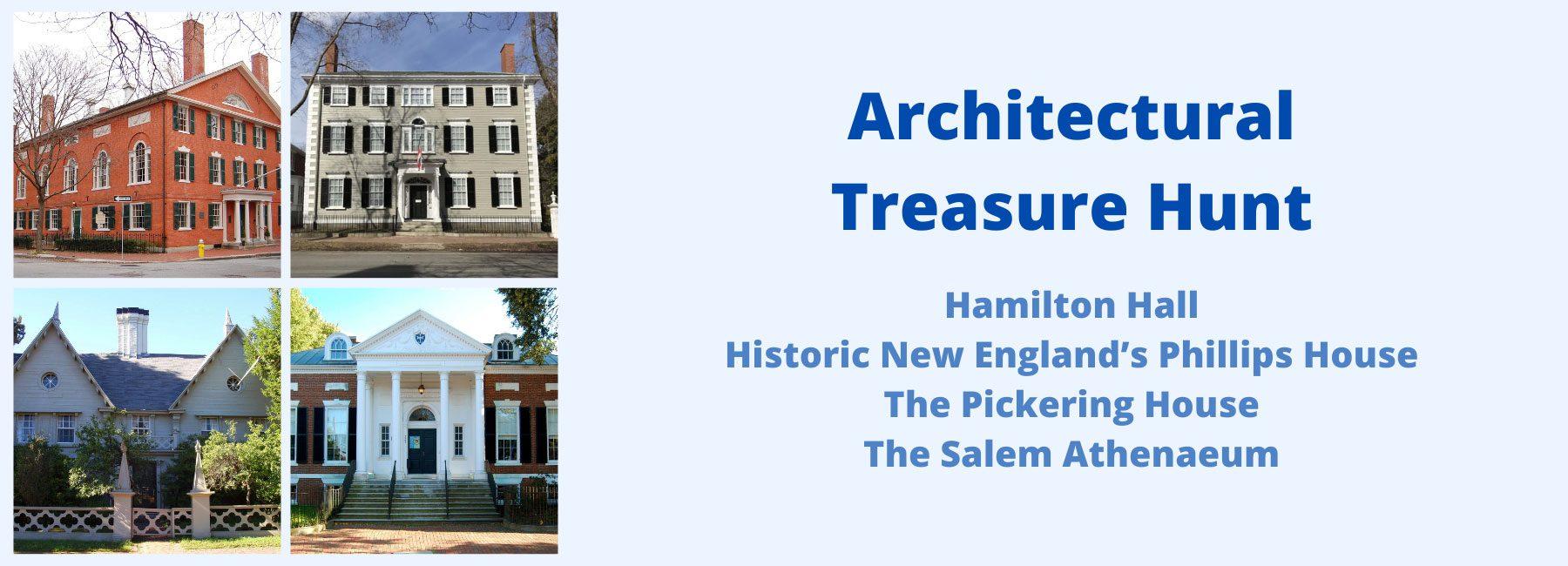 Architectural Treasure Hunt